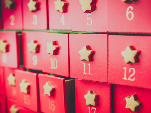 Adventskalender Foto: Adobe Stock
