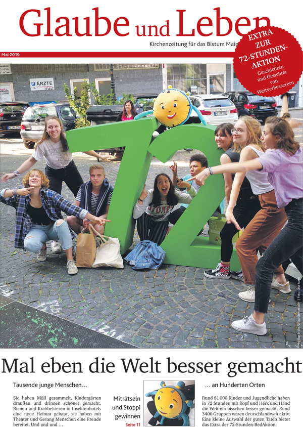 Cover Extra 72-Stunden